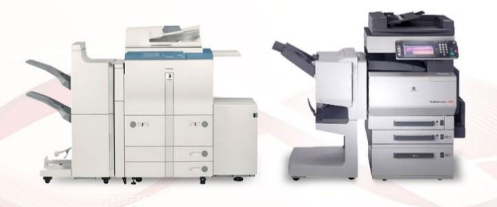 Dịch vụ sửa và cho thuê máy photocopy