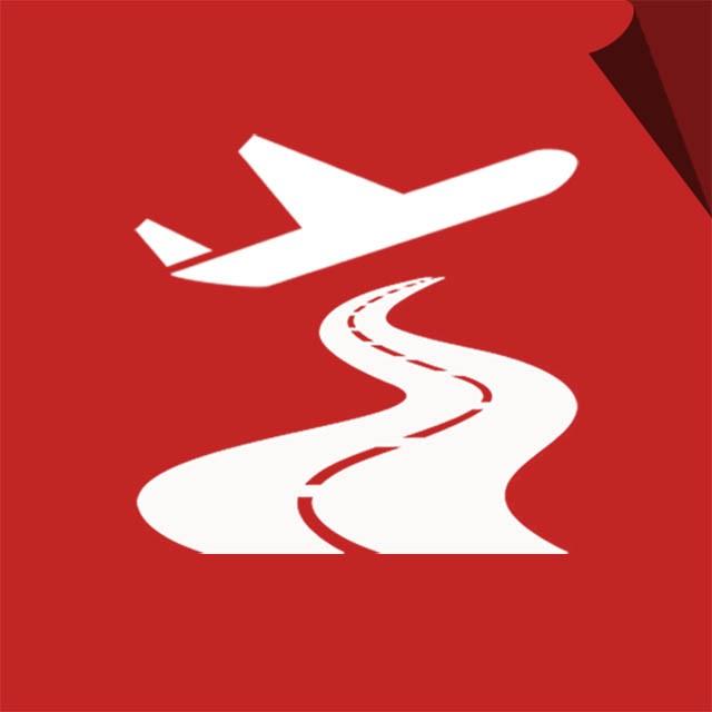 Sân bay - Đường dài