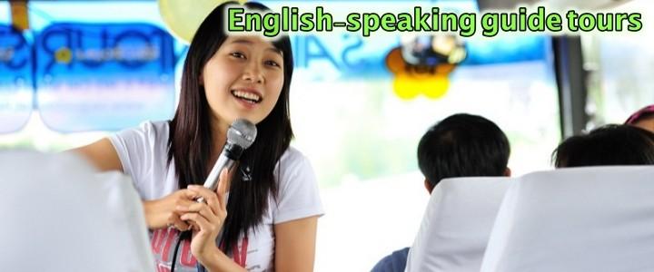 Tìm hướng dẫn viên du lịch - Tiếng Anh