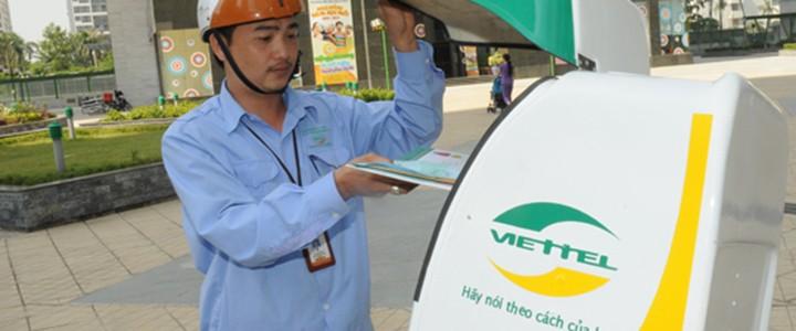 Viettel Post - Chuyển phát thu hộ (COD)