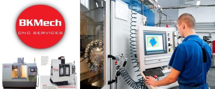 BKMech - Dịch vụ sửa máy CNC