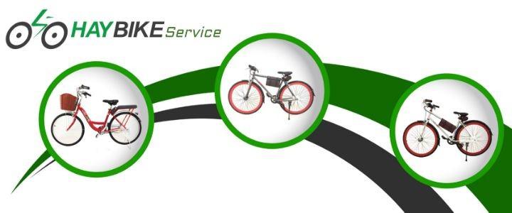 Dịch vụ xe đạp điện HAYBIKE