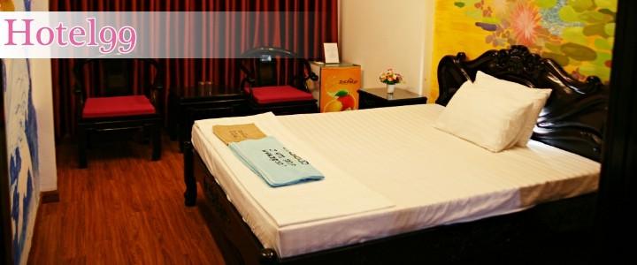 Phòng khách sạn 199.000đ