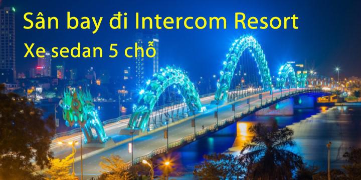 210k, sedan, Sân bay -> InterContinental Resort