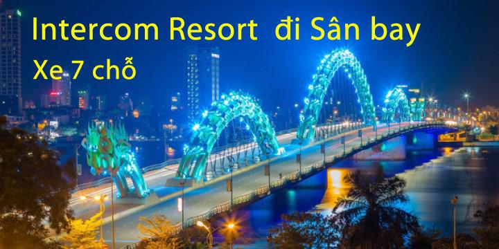 250k, 7 chỗ, InterContinental Resort -> Sân bay