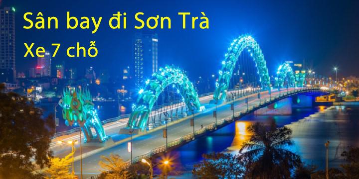 190k, 7 chỗ, Sân bay -> Sơn Trà resort