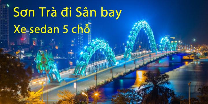 160k, sedan, Sơn Trà resort -> Sân bay