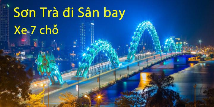190k, 7 chỗ, Sơn Trà resort -> Sân bay