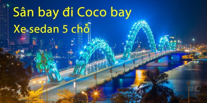 220k, sedan, Sân bay -> Coco bay