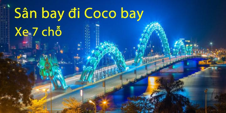 260k, 7 chỗ, Sân bay -> Coco bay