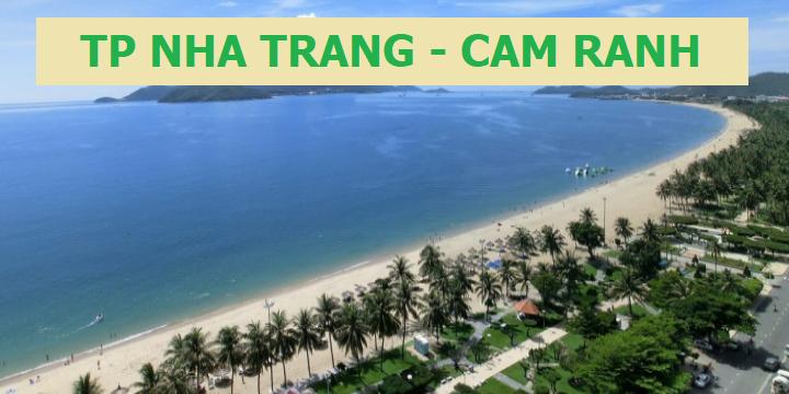 260K: Xe 7 chỗ - Đón Cam Ranh -> TP Nha Trang