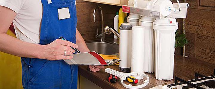Sửa máy lọc nước