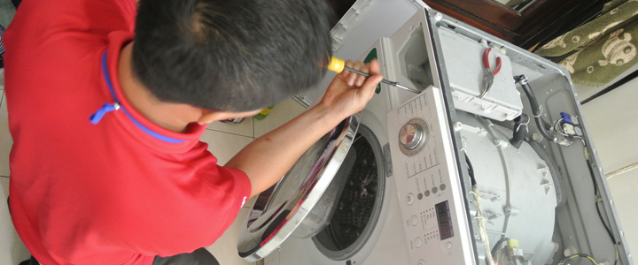 Sửa máy giặt, bảo dưỡng máy giặt
